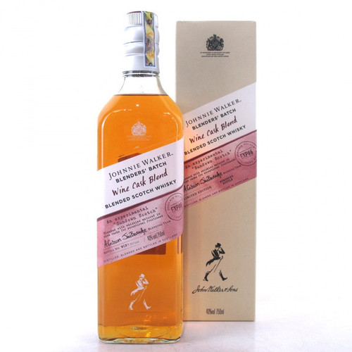 Johnnie Walker Blenders' Batch Wine Cask Blend Scotch Whisky 750mL