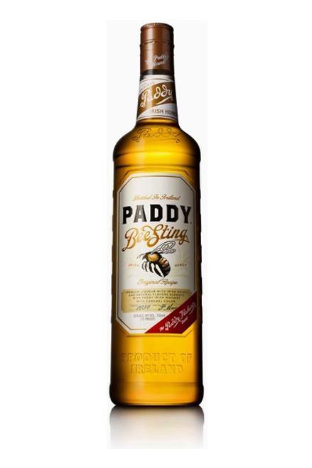 Paddy Bee Sting Irish Honey Whiskey 750mL