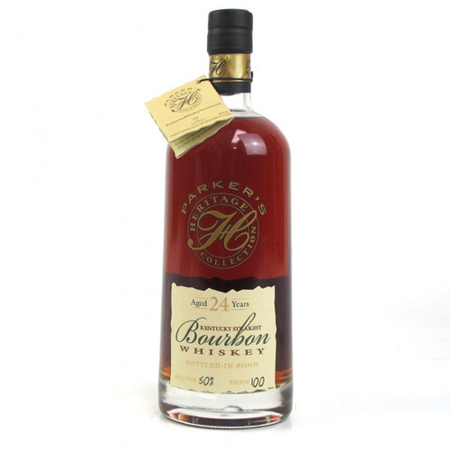 Parker's Heritage Collection 24 Year Kentucky Straight Bourbon Whiskey 750mL