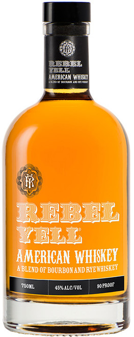 Rebel Yell American Whiskey 750mL