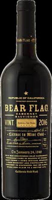 Bear Flag Cabernet Sauvignon Vint. 2016 750mL