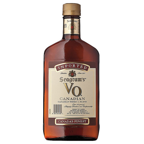 Seagram's VO Canadian 375mL