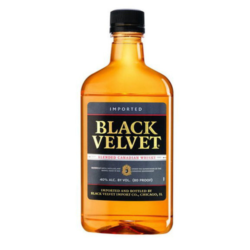 Black Velvet Blended Canadian Whisky 200mL