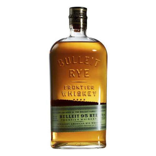 Bulleit 95 Rye Frontier Whiskey Straight American Rye 750mL