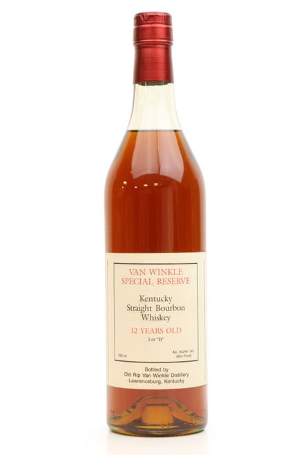 Pappy Van Winkle's Familia Reserve 12 Year Kentucky Straight Bourbon Whiskey 750mL