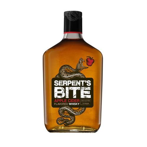 Serpent's Bite Apple Cider Flavored Canadian Whisky 750mL