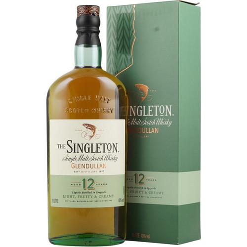The Singleton Of Glendullan 12 Year Old Scotch 750mL