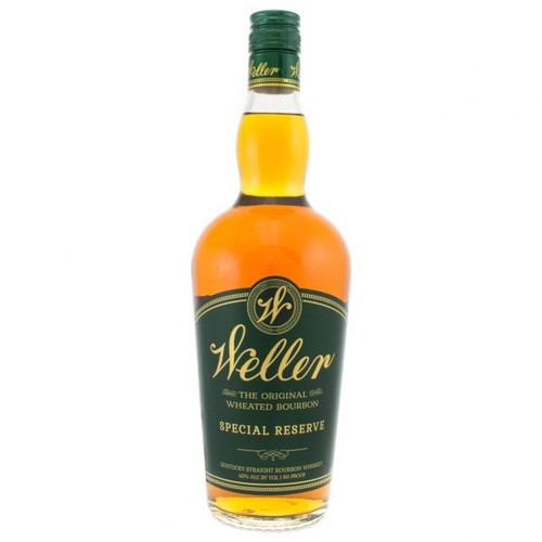 Weller The Original Wheated Bourbon Special Reserve Kentucky Straight Bourbon Whiskey 750mL