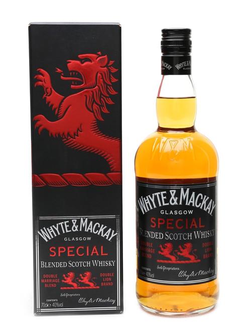 Whyte & Mackay Glasgow Special Blended Scotch Whiskey 750mL