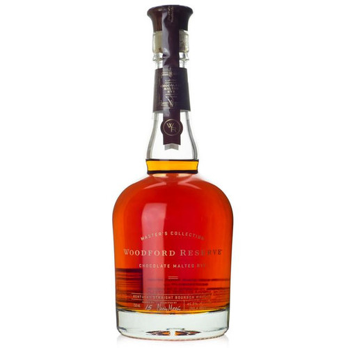 Woodford Reserve Master's Collection Kentucky Chocolate Malted Rye Whiskey 750mL
