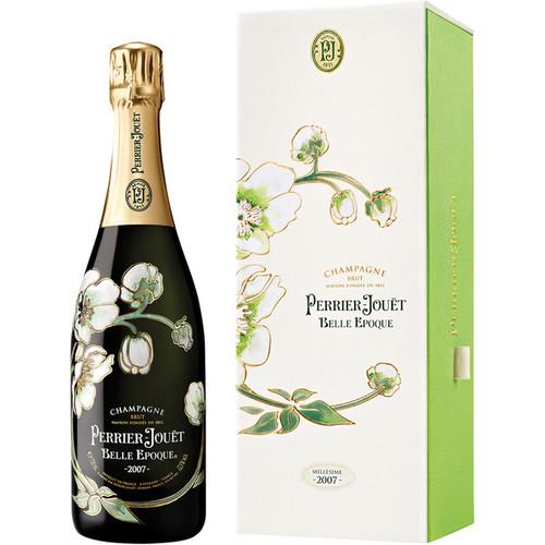 Perrier-Jouët Belle Epoque Brut Champagne Gift Set 750mL