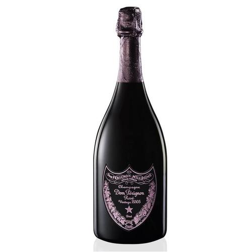 Dom Perignon Rosé Champagne Vintage 2005 Brut 750mL
