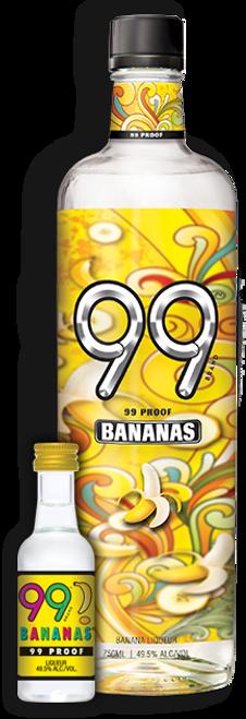 99 Brand Bananas 99 Proof Liqueur 750mL