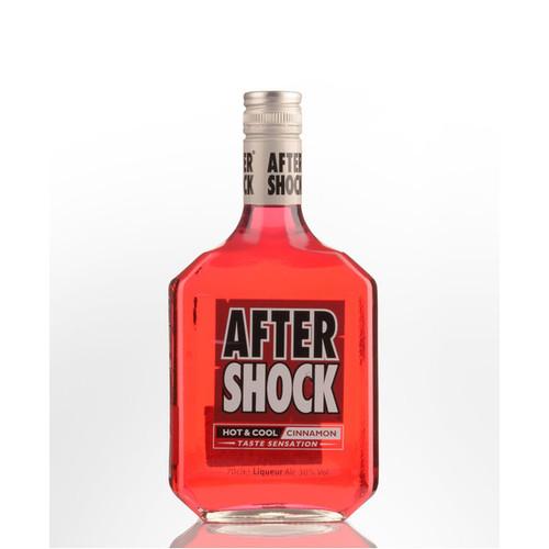 After Shock Hot & Cool Cinnamon Liqueur 750mL