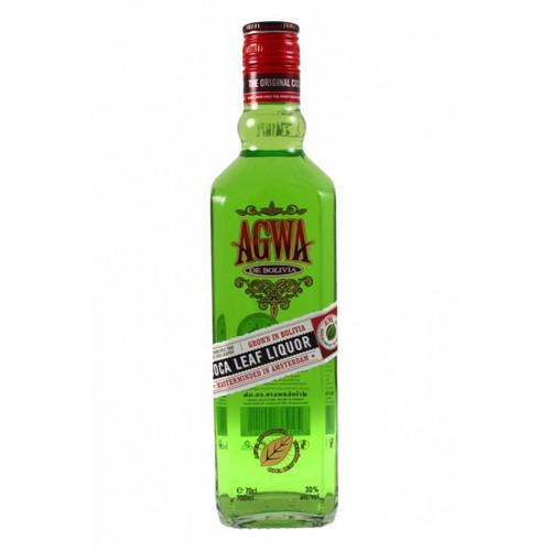 Agwa de Bolivia Coca Leaf Liquor 750mL