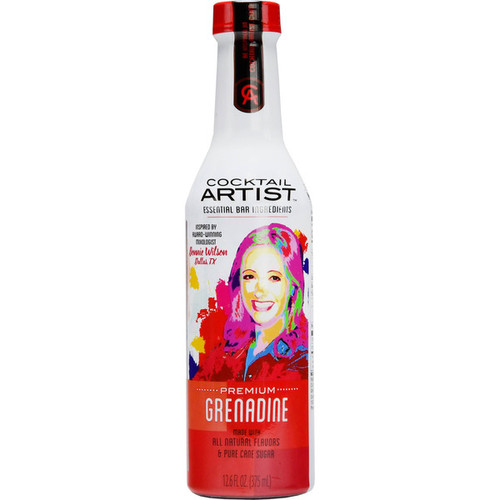 Cocktail Artist Premium Grenadine 375mL