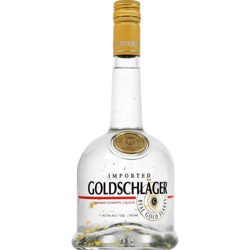 Goldschläger Cinnamon Schnapps Liqueur 750mL