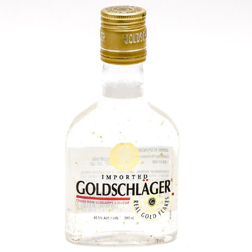 Goldschläger Cinnamon Schnapps Liqueur 200mL