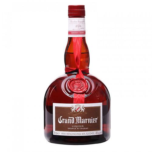 Grand Marnier Orange and Cognac Liqueur 750mL