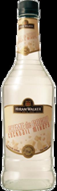 Hiram Walker Creme de Cacao Light Cocktail Mixers 750mL