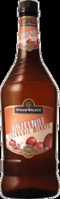 Hiram Walker Hazelnut Cocktail Mixers 1L