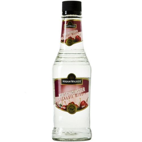 Hiram Walker Kirschwasser Cocktail Mixers 200mL