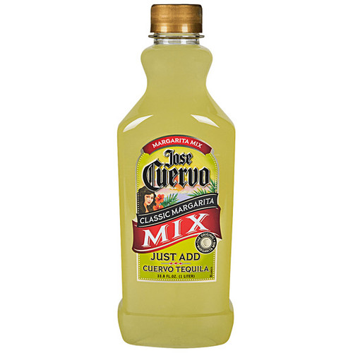 Jose Cuervo Classic Margarita Mix 1.0L