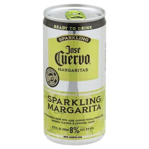 Jose Cuervo Sparkling Margarita 4pk 200mL