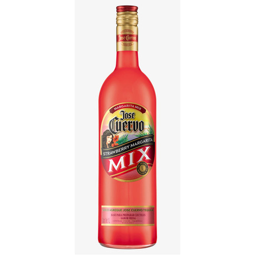 Jose Cuervo Strawberry Margarita Mix 1.0L