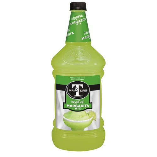 Mr & Mrs T Original Margarita Mix 1.0L