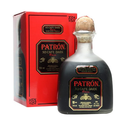 Patrón XO Cafe Dark Cocao Coffee Liqueur 750mL