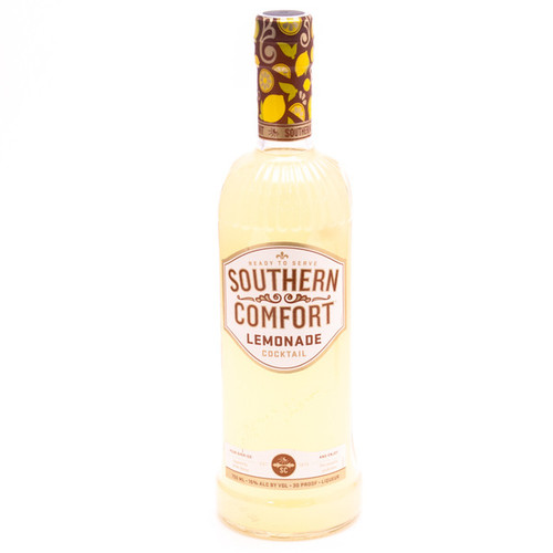 Southern Comfort Ready to Serve Lemonade Cocktail 1.75L