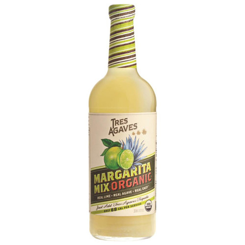 Tres Agaves Organic Margarita Mix 1L