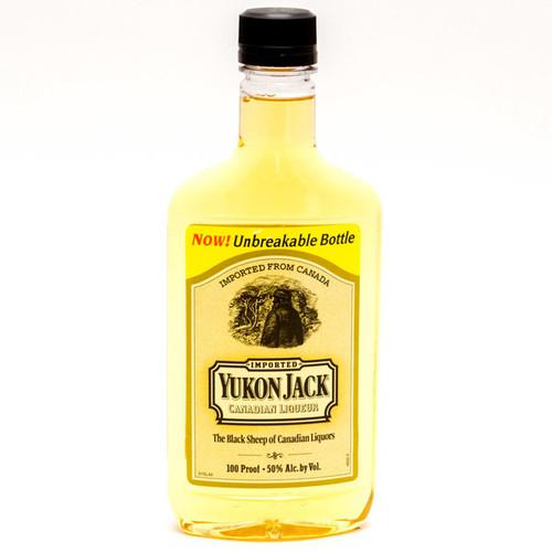 Yukon Jack Canadian Liqueur 375mL