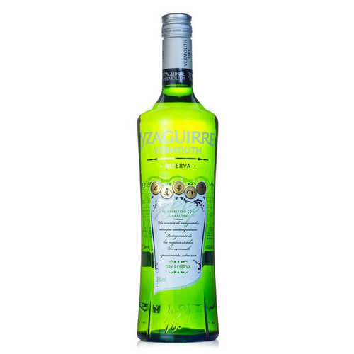 Yzaguirre 1884 Dry Reserva Vermouth 1L
