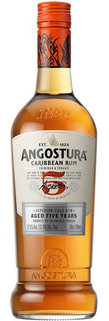 Angostura 5 Year Caribbean Rum 750mL