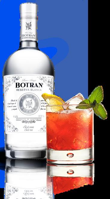 Botran Reserva Blanca Rum 750mL