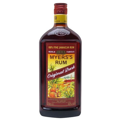 Myers's Original Dark Jamaican Rum 750mL