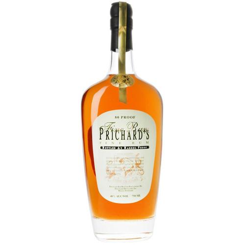 Prichard's Barrel Proof Fine Rum 750mL