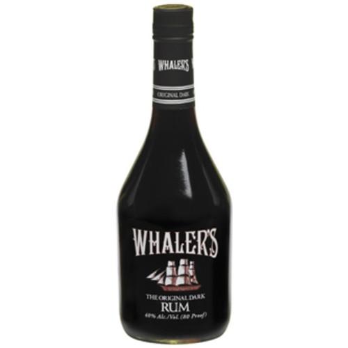 Whaler's The Original Dark Rum 750mL