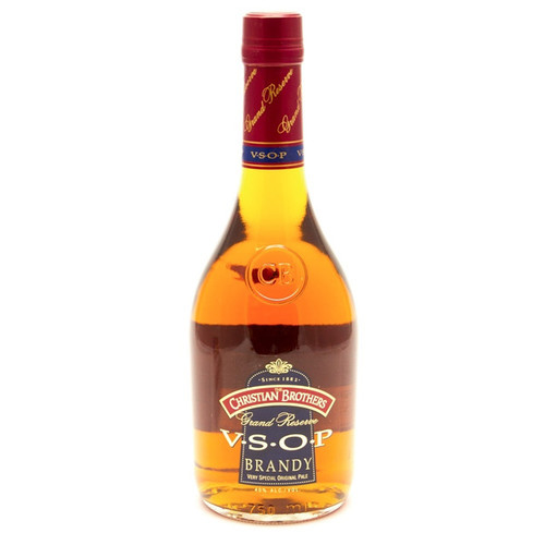Christian Brothers V.S.O.P. Brandy 750mL