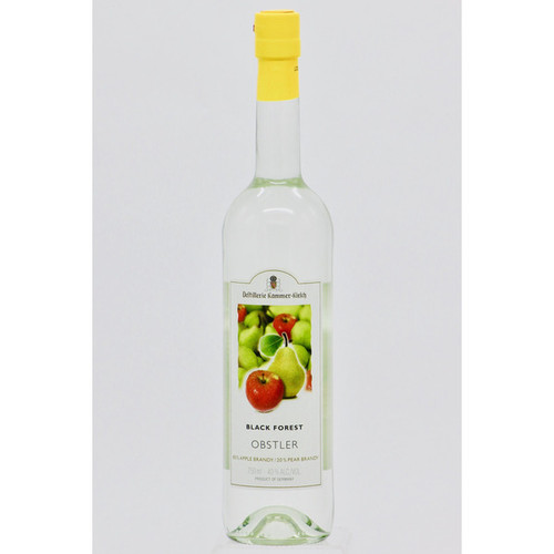 Destillerie Black Forest Obstler Apple Pear 750mL