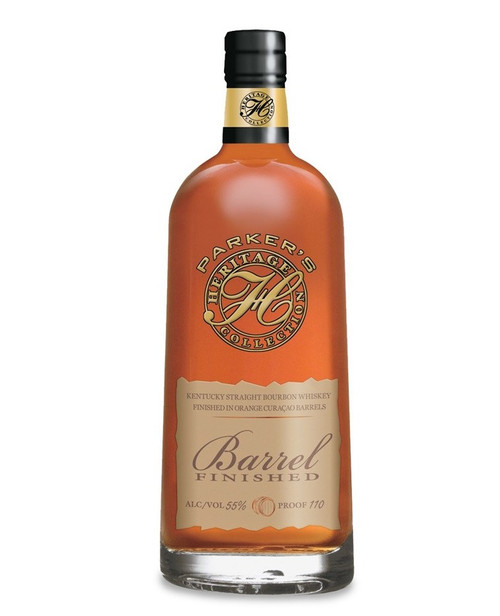 Parker's Heritage Collection Orange Curaçao Barrel Finished Kentucky Straight Bourbon Whiskey 750mL