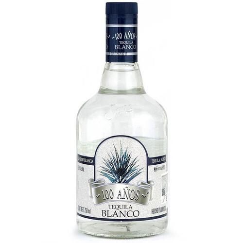 100 Años Casa Sauza Tequila Blanco 750mL