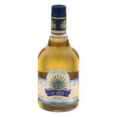 100 Años Casa Sauza Tequila Reposado 750mL
