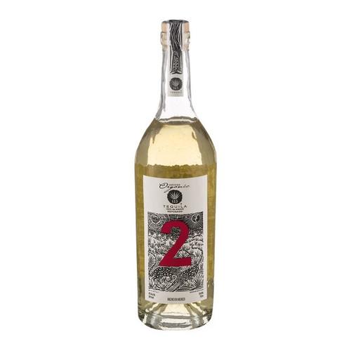 123 #2 Tequila Reposado 750mL