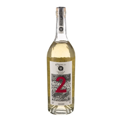 123 #2 Tequila Reposado 750mL