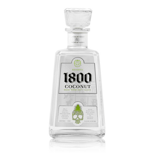 1800 Coconut Flavored Tequila Reserva 750mL