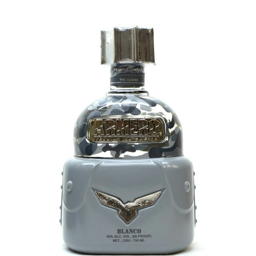 Armero Tequila Blanco The Classic 750mL
