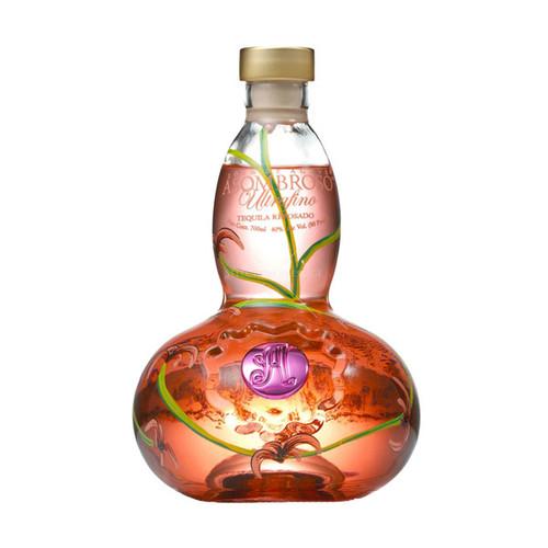 AsomBroso Ultrafino La Rosa Tequila Reposado 750mL